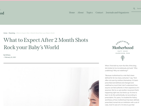 FEATURE: What to Expect After 2 Month Shots Rock Your Baby's World