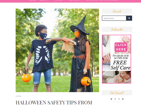 FEATURE: Halloween Safety Tips from an Infectious Disease Expert + Mom