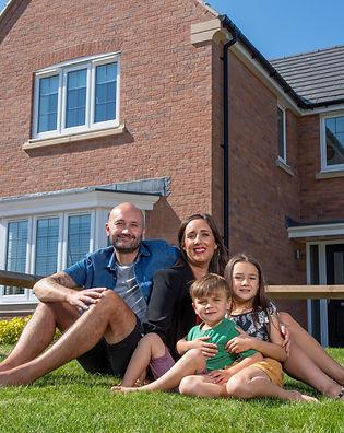The St. John Family - William Davis Home