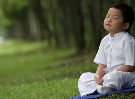 เด็กๆกับการฝึกสมาธิ ให้ประโยชน์กว่าที่คิด