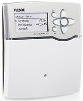 Regulador de sistema DeltaSol BX Plus.jp