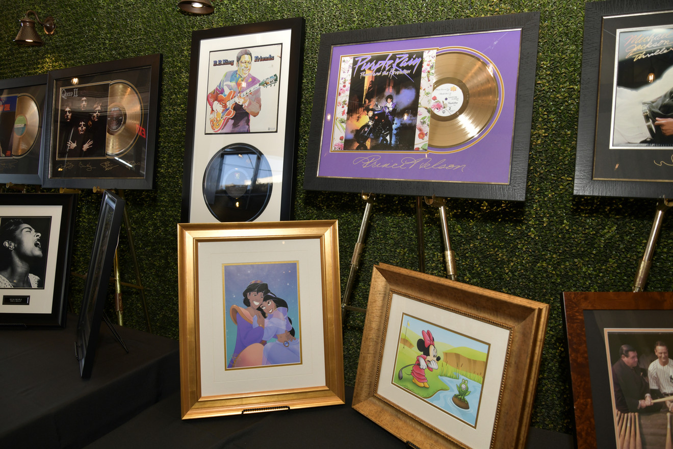 Auction Collector's Items