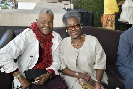 Mary Green & Joyce Bush
