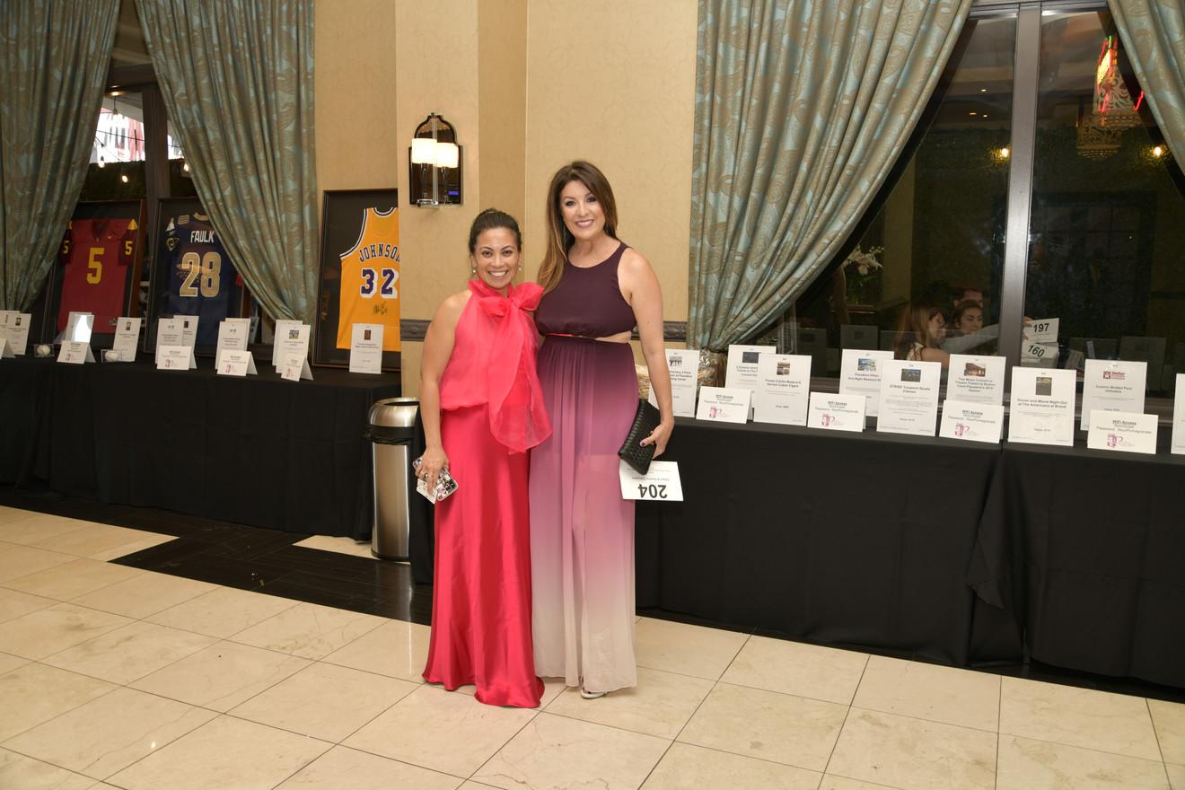 Aleni Sunada & Martha Gonzales