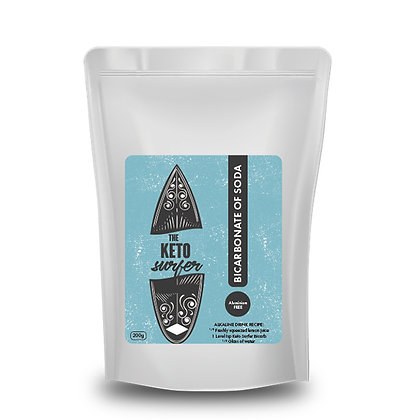 Keto Surfer Bicarbonate of Soda *Alluminium Free 200g