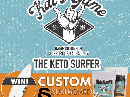 KAI'S GOT GAME!