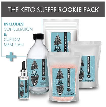 Keto Surfer Rookie Pack