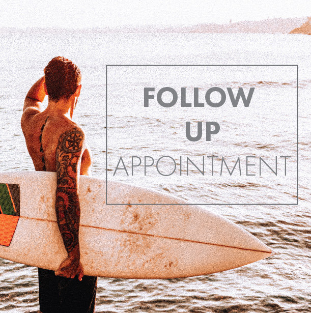 Follow Up Appointment