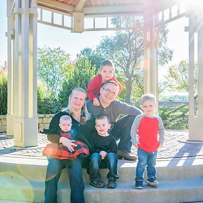 Kara & Family Autumn Fun