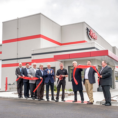 Ryder St. Charles IL, Grand Opening