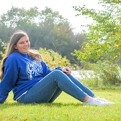 Alyssa's Autumn Senior Session