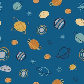 Planets Blue EXCLUSIVO ROSSITTAPARÍS