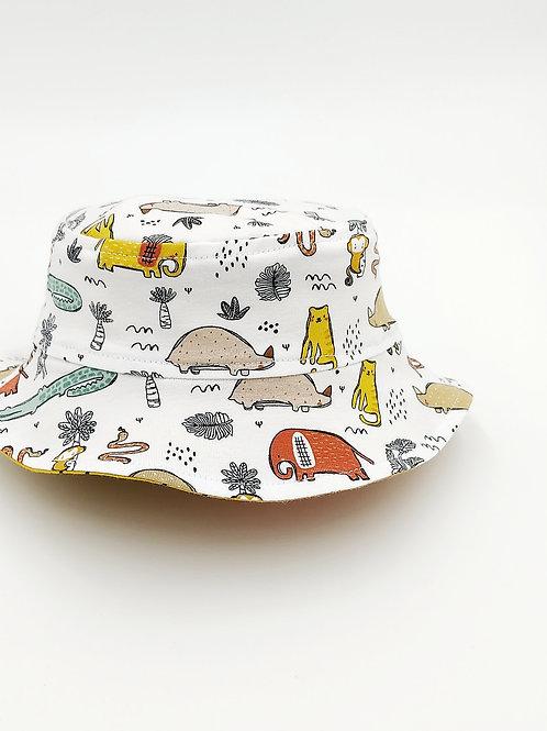 Sombrero Animals Reversible