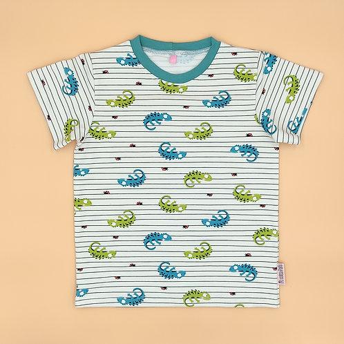 Camiseta Camaleones