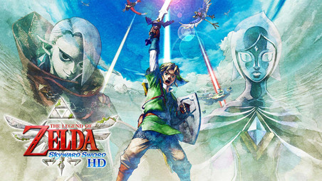 REVIEW: Legend of Zelda - Skyward Sword HD