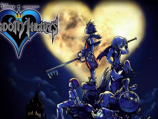 Kingdom Hearts: The Beginning of My Journey