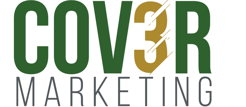 Marketing Collateral: Cover 3 Strategy Guides, E-Book, & Postcard