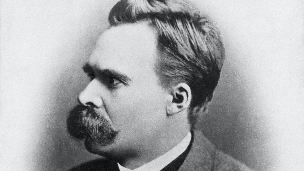 German philosopher Frederick Nietzsche