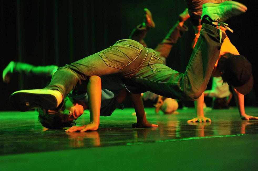 Bakam'dance Cours de hip hop biganos