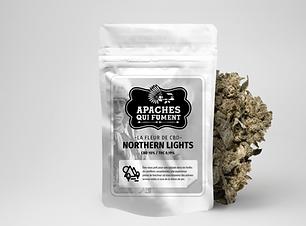Apachesquifument-Fleur-CBD-Northern Ligh