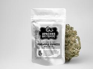 Apachesquifument-Fleur-CBD-Pineapple Exp