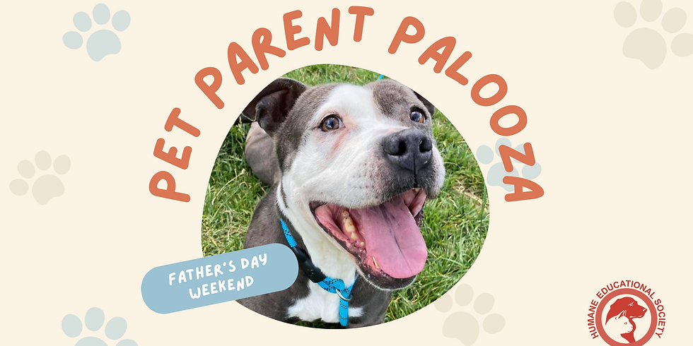 Pet Parent Palooza