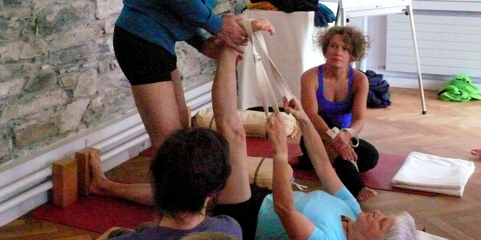 Yogveda Yoga Workshop