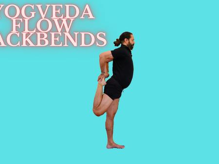 YOGVEDA FLOW BACKBENDS SPECIAL