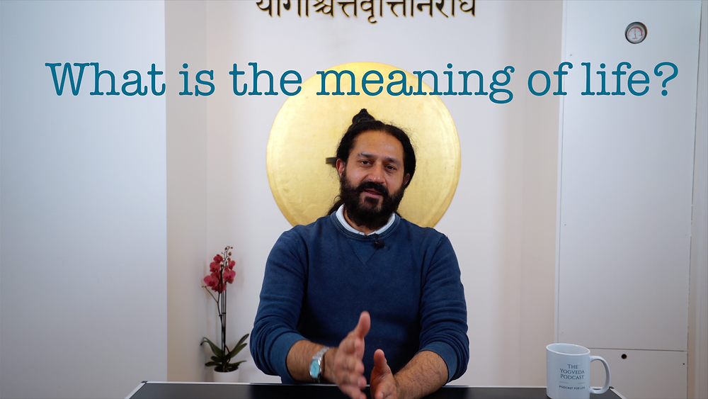 Shahid Khan explains in simple steps the purpose and meaning in life.