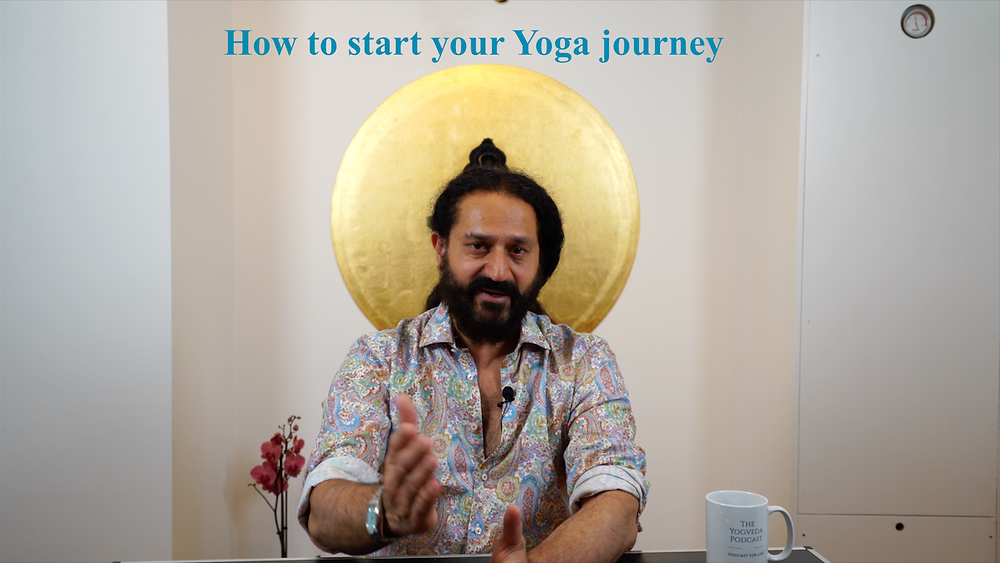 How to start your Yoga Journey