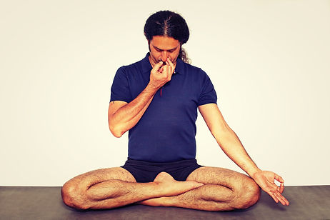Pranayama in Bern. Yogveda Yoga