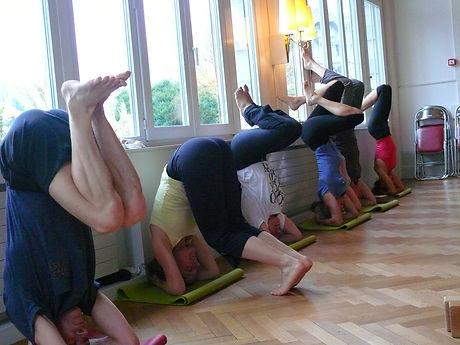 Yoga workshops Schweiz
