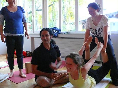Yoga Ausbildung Schweiz
