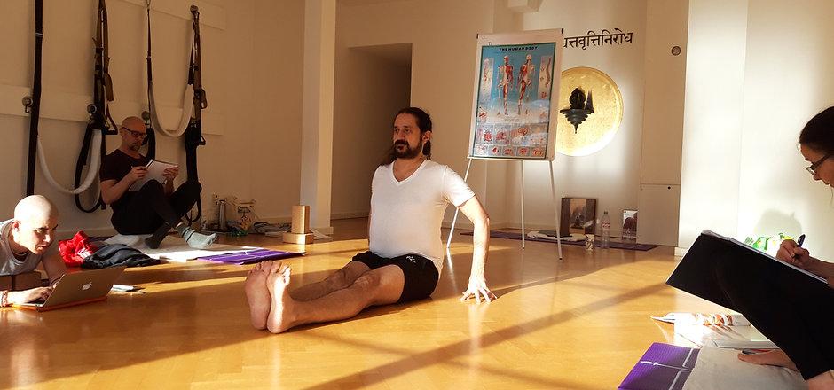 Yoga Ausbildung Schwiez