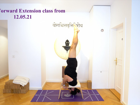 Forward Extension Class from 12.05.2021.
