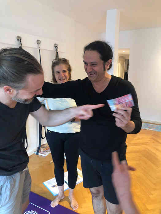 Yogalehrer ausbildung Schweiz
