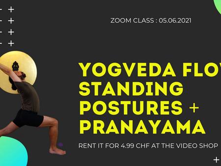 YOGVEDA FLOW STANDING POSTURES EDITION. 4.99 CHF