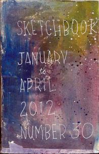 Sketchbook 30 - back cover