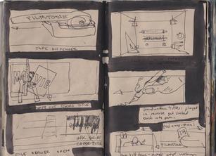 Sketchbook 30 - 22