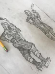 Hockey player designs - Graham Smith18.j
