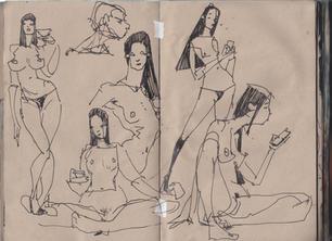 Sketchbook 30 - 28