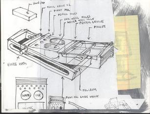 sketchbook 40 - Construction Plans