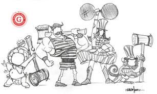 strongman sketch- 00002- Graham Smith