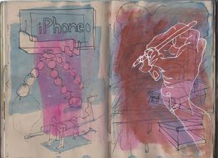 Sketchbook 30 - 33
