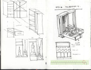 sketchbook 40 - more cnstruction plans