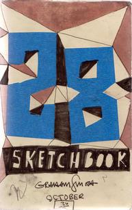 Graham Smith Sketchbook 28- 100