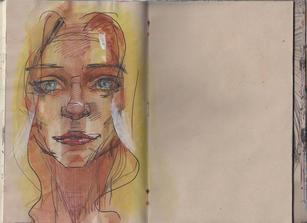 Sketchbook 32  33