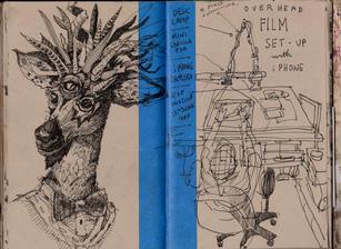 Graham Smith Sketchbook 28- 146
