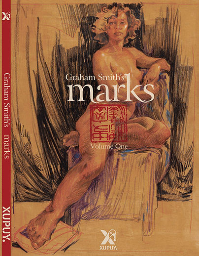 Marks Vol. One book cover