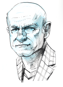 Worth - Mark Kelly portrait